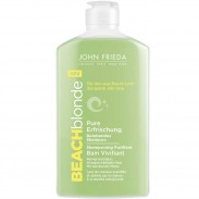 John Frieda Beach Blonde Pure Erfrischung Belebendes Shampoo 250 ml