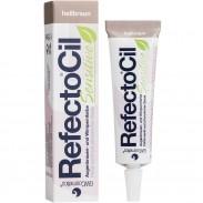 Refectocil Sensitive Augenbrauen- und Wimpernfarbe hellbraun 15 ml