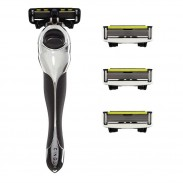 Shave-Lab Starter Set Cinque Black P.6 Men