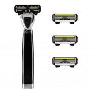 Shave-Lab Starter Set AON Black P.4 Men
