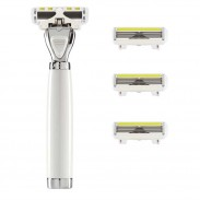 Shave-Lab Starter Set AON White P.L.4 Women