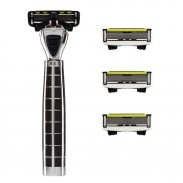 Shave-Lab Starter Set Tres Black P.6 Men