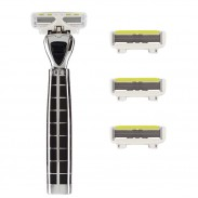 Shave-Lab Starter Set Tres Black P.L.6 Women