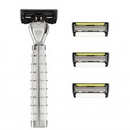 Shave-Lab Starter Set Tres White P.6+1 Men