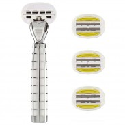 Shave-Lab Starter Set Tres White P.L.6+ Women