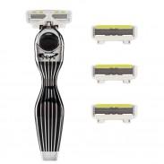 Shave-Lab Starter Set Seis Black P.L.6 Women