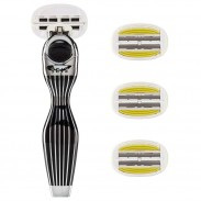 Shave-Lab Starter Set Seis Black P.L.6+ Women