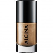 Alcina Bohemian Bronze Ultimate Nail Colour Gold 120