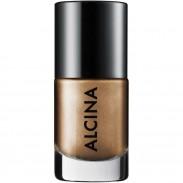 Alcina Bohemian Bronze Ultimate Nail Colour Gold 120