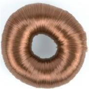 Solida Knotenring mit Kunsthaar 7,8 cm mittel