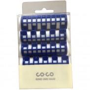 Solida Wärmewickler, blau 5 Stück 17 mm