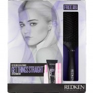 Redken Get the Look Sleek & Straight get things straight