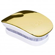ikoo brush POCKET white - soleil metallic