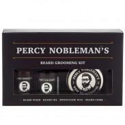 Percy Nobleman Travel Beard Grooming Kit