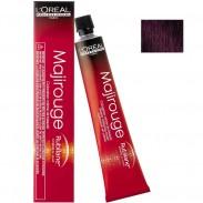 L'Oréal Professionnel Majirouge 3,20 dunkelbraun intensiv violett 50 ml