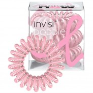 Invisibobble Breast Cancer Awareness