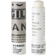 Korres Mandarin Lip Butter Stick SPF15 Colourless 5 ml