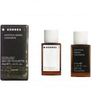 Korres Saffron / Amber / Cardamon EdT 50 ml