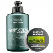 Redken for Men Mint Geschenkset