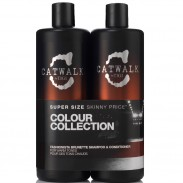 Tigi Catwalk Fashionista Brunette Tween Duo