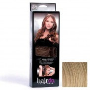 Hairdo Haarteil Clip in Wavy Extension R14 Golden Wheat 55 cm