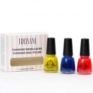Trosani Neon Fashion Colors Set  3 x 17 ml II