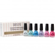 Trosani Nagellack Nude Color Set 6 x 5 ml