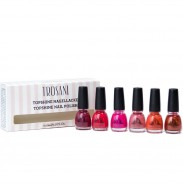 Trosani Nagellack Red Fashion Set 6 x 5 ml