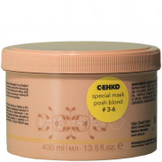 Spezialmaske für blondiertes und heller gefärbtes Haar
