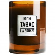 L:A BRUKET No. 153 Candle Tabac 260 g