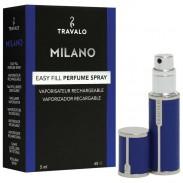 TRAVALO Milano Taschenzerstäuber Blue