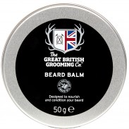 Great British Grooming Beard Balm 50 g