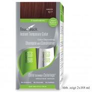 TouchBack Shampoo & Conditioner Einmal-Set  Auburn Rotbraun Sachet 15 x 19 ml