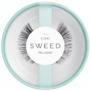 Sweed Lashes Schwarz Iconic 1 Paar