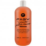 FABY Acetone free Polish Remover 1000 ml