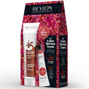Revlon Revlonissimo 45 Days Brave Reds Dream Team Set