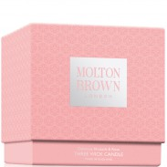 Molton Brown Delicious Rhubarb & Rose 3 Wick Candle
