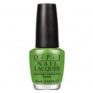 OPI Nail Lacquer I'm So Swamped