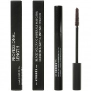 Korres Black Volcanic Minerals Lengthening Mascara_03 Brown Plum 8 ml