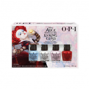 OPI Alice Mini Royal Court of Color 4 x 3,75 ml DDA22