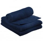 Comair Kabinetthandtuch Essentials dunkelblau