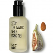 Stop the water while using me! All natural Almond Fig Body Oil 100 ml