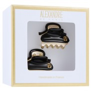 Alexandre de Paris Pince Vendôme Baby Geschenkebox 2 Stück