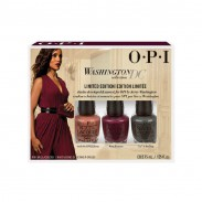 OPI WASHINGTON 3er Mini Pack 3 x 3,75 ml DCW09