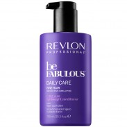 Revlon Be Fabulous Fine Cream Conditioner 750 ml