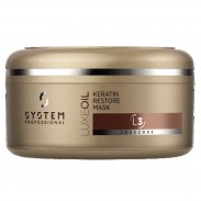 System Professional EnergyCode L3 LuxeOil Keratin Protect Mask 150 ml