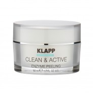 Klapp Cosmetics Clean & Active Enzyme Peeling 50 ml