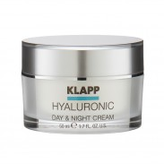 Klapp Cosmetics Hyaluronic Day & Night Cream 50 ml