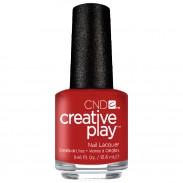 CND Creative Play Red-Y To Roll #412 13,5 ml