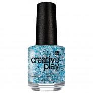 CND Creative Play Kiss Teal #459 13,5 ml
